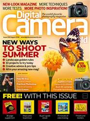 Digital Camera World issue August 2018