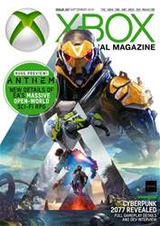 Official Xbox Magazine (UK Edition) issue September 2018