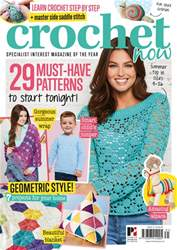 Crochet Now Magazine issue Issue 31