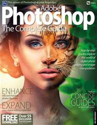 BDM's Photoshop User Guides Magazine Cover