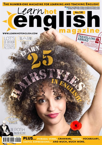 Learn Hot English issue 195