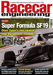 Racecar Engineering issue September 2018