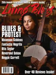 Living Blues issue LB#256