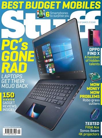 Stuff issue September 2018