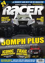 Radio Control Car Racer issue September 2018