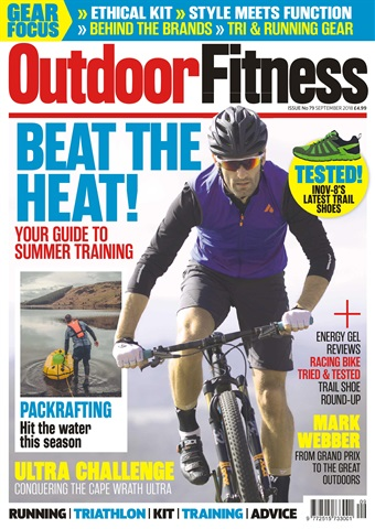Outdoor Fitness issue September 2018