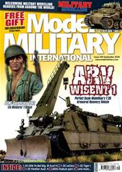 Military Modelling Magazine issue 149 Vol48 No8