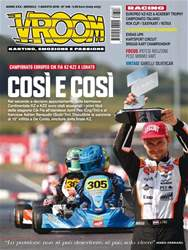 Vroom Italia issue n. 348 Agosto 2018