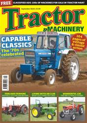 Tractor & Machinery issue September 2018