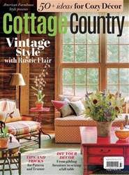 Cottages Country Fall 2018 issue Cottages Country Fall 2018