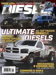 Ultimate Diesel Builders Guide issue Aug/Sep 2018