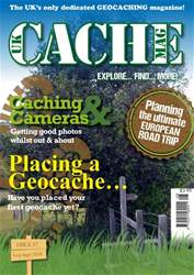 UK Cache Mag issue Issue 37 - Aug / Sept 2018