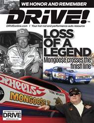 Drive issue September 2018