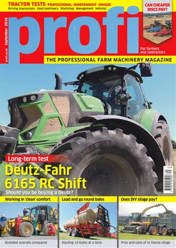 Profi International Preview