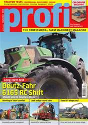 Profi International issue September 2018