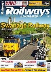 Railways Illustrated issue   September 2018