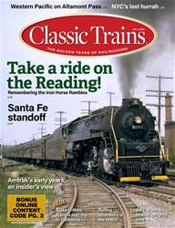Classic Trains issue September 2018