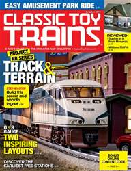 Classic Toy Trains issue October 2018
