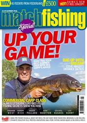 Match Fishing issue Summer 2018