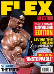 Flex Magazine issue September 2018