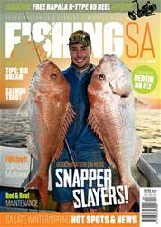 Fishing SA issue Fishing SA Aug/Sep 2018