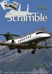 Scramble Magazine issue 471 - August 2018
