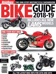 Road Rider Bike Guide Magazine Cover