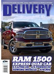 Delivery Magazine issue Aug/Sept 18