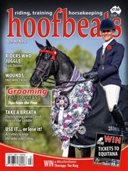 Hoofbeats issue Aug/Sep 2018