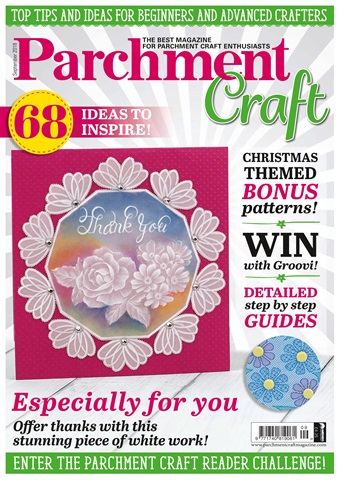 Parchment Craft issue September 2018