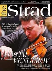 The Strad issue September 2018