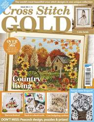 Cross Stitch Gold issue August 2018