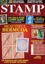 Stamp & Coin Mart issue September 2018