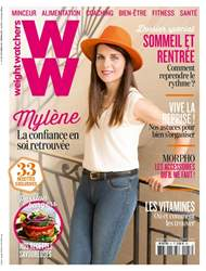Weight Watchers Magazine France issue Weight Watchers Magazine France