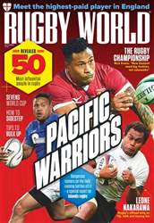 Rugby World issue September 2018