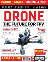 Drone Magazine issue Drone Magazine Issue 36