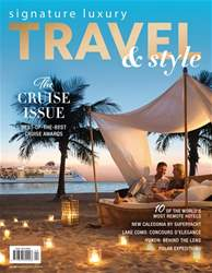 Signature Luxury Travel & Lifestyle issue Volume 30