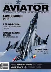 August 2018 issue August 2018