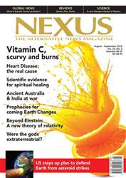 Nexus Magazine issue Aug-Sep 2018