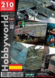 Hobbyworld issue HOBBYWORLD 210