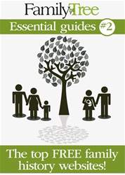 Family Tree issue The top FREE family history websites!