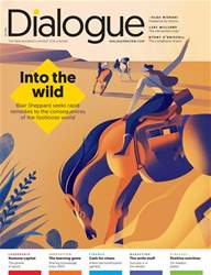 Dialogue Magazine Cover