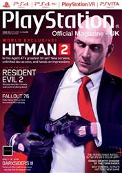 Playstation Official Magazine (UK Edition) issue September 2018