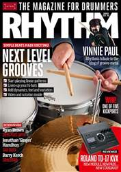 Rhythm issue Summer 2018