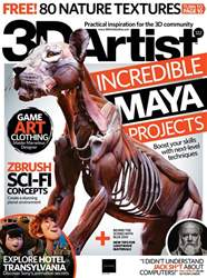 3D Artist issue Issue 122