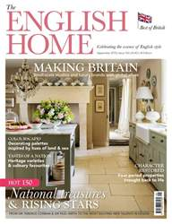 The English Home issue September 2018