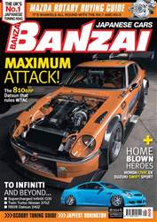 Banzai issue September 2018