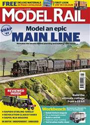 Model Rail issue Summer 2018