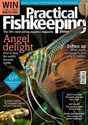 Practical Fishkeeping issue September 2018