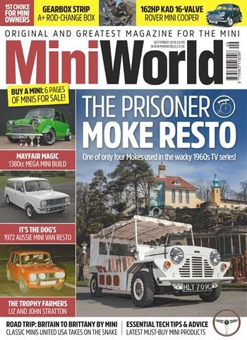 Mini World issue September 2018